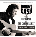 Vinile Johnny Cash - Longing For Old Virginia (2 Lp)