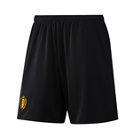 Pantaloncini Short Belgio Calcio 2016-2017 Away (Nero)
