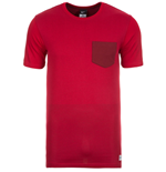 T-shirt Inghilterra 2016-2017 Nike Authentic (Rossa)