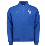 Giacca Francia 2016-2017 Nike Authentic Varsity