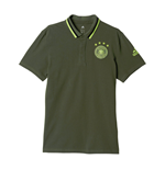 Polo Germania 2016-2017 Adidas Anthem (verde)
