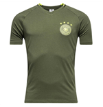 T-shirt Germania 2016-2017 Adidas Anthem (verde)