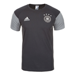 T-shirt Germania 2016-2017 Adidas Players - da bambino