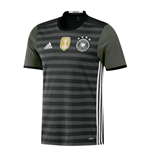 Maglia Germania 2016-2017 Authentic Away Adidas