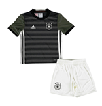 Mini kit Germania 2016-2017 Away Adidas