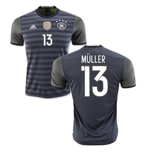 maglia Germania 2017