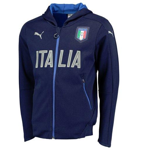 1bbcdd7121 Felpa Italia 2016-2017 Puma Casual Performance