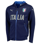 Felpa Italia 2016-2017 Puma Casual Performance