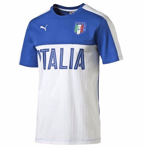a3c1d93191 Maglia Italia 2016-2017 Puma Fanwear Graphic