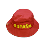 Cappello Spagna 2016-2017 Adidas Double Face (Rosso)
