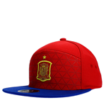 Cappellino Spagna 2016-2017 Adidas Legacy (Rosso)