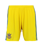 Pantaloncini Short Ucraina Calcio 2016-2017 Home (Giallo)