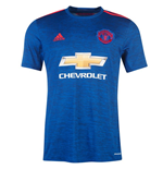 Maglia Manchester United 2016-2017 Adidas Away