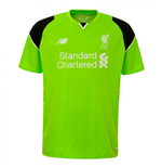 T-shirt Liverpool FC 2016-2017 Home (Verde)