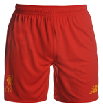 Pantaloncini Short Liverpool FC 2016-2017 Home (Rosso)