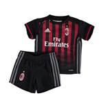 Kit Milan 2016-2017 Adidas Home da bebè