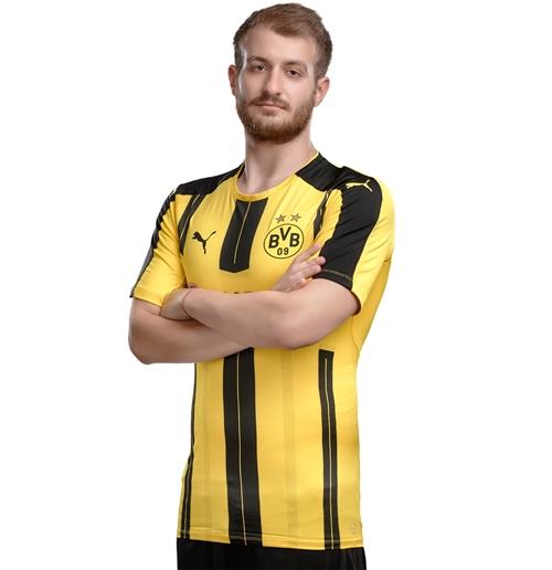 completo calcio Borussia Dortmund merchandising