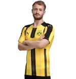 Maglia Borussia Dortmund 2016-2017 Puma Authentic Home