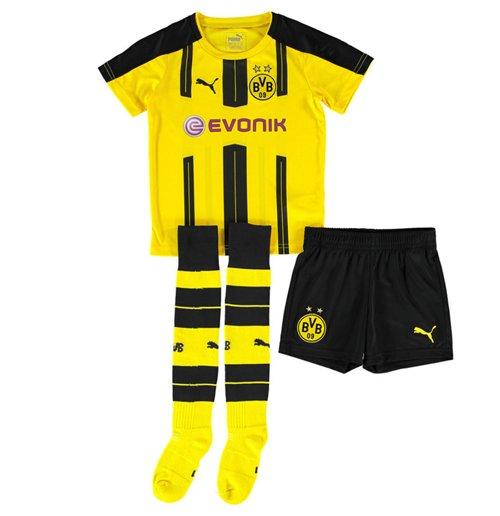 Maglia Borussia Dortmund 2016-2017 Home