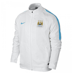 Giacca Manchester City 2015-2016 (Bianco)