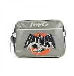Batman - Grey Japanese (Borsa Tracolla)