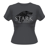 Game Of Thrones - Stark (T-SHIRT Donna )