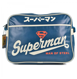 Borsa Tracolla Superman - Blue Japanese
