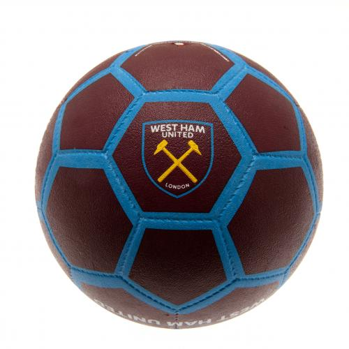 Pallone calcio West Ham United