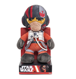 Star Wars - Episode VII - Peluche Poe 25 Cm