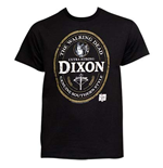 T-shirt The Walking Dead Dixon Emblem