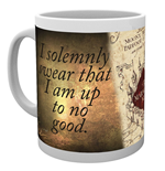 Tazza Harry Potter - Marauders Map