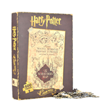 Harry Potter - Marauders Map (Puzzle 500 Pz)