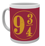 Harry Potter - 9,75 (Tazza)