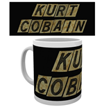 Kurt Cobain - Name (Tazza)