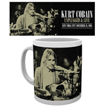 Kurt Cobain - Unplugged & Live (Tazza)