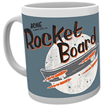 Looney Tunes - Rocketboard (Tazza)