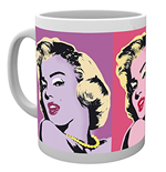 Tazza Marilyn Monroe - Pop