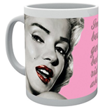 Tazza Marilyn Monroe - Close Up