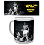 Muhammad Ali - Outwit Outhit (Tazza)