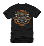 T-shirt Gas Monkey Garage Texas Made