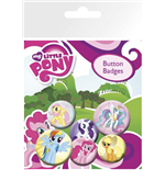My Little Pony - Characters (Badge Pack)