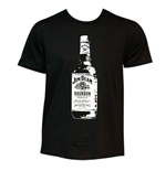 T-shirt Jim Beam Bottle