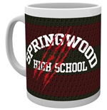 Nightmare On Elm Street - Springwood (Tazza)