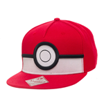 Pokemon - 3d Poke' Ball (Cappellino)