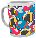 Pokemon - Pokeballs (Tazza)