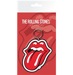 Portachiavi in gomma The Rolling Stones - Lips