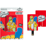 Simpson (I) - Family - Card USB 8GB
