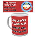 South Park - Cartman (Tazza)