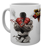 Street Fighter 5 - Key Art (Tazza)