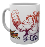 Street Fighter - Ryu (Tazza)